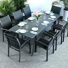aluminum patio furniture sets beautiful aluminum patio furniture sets for top patio table 8 outside table