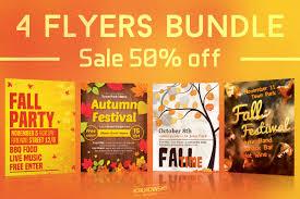 Fall Festival Flyers Template Free Fall Festival Flyer Template Free Awesome Fall Autumn Flyers