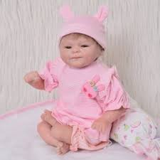 18 Inch Inch Real Life Looking Baby Dolls Soft Silicone Vinyl ...