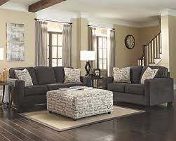 Living room furniture sets Modern Alenya Piece Living Room Set Charcoal Large Ashley Furniture Homestore Alenya Piece Living Room Set Ashley Furniture Homestore