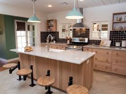 one wall kitchen with island designs maribo co