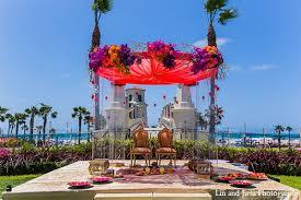 Indian Wedding Venue Mandap Outdoor Photo 12849
