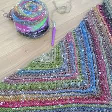 Northern Lights Crochet Pattern Im Trying Out The James C Brett Northern Lights Today And