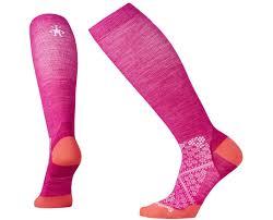 Women S Phd Graduated Compression Ultra Light Socks Amazon Com Smartwool Womens Phd Graduated Compression