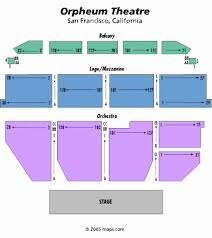 Fonda Theater Seating Chart Balcony 42 Curious Mccarter Theater Seating Chart