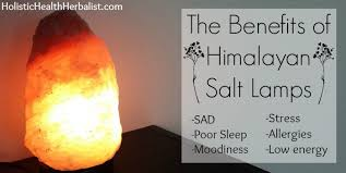 Himalayan Salt Lamp Benefits Research Gorgeous The Benefits Of Himalayan Salt Lamps Holistic Health Herbalist