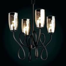 chandelier shades glass mercury glass chandelier mercury glass chandelier hurricane chandelier glass shades mercury glass chandelier