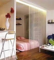 layouts of studio apartment with curtained off sleeping alcove | floor  plans | Pinterest | Alcove, Studio apartment and Apartments
