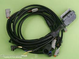 wire plus offers custom fit efi harness motorcycle usa wire plus powersports electronics efi system