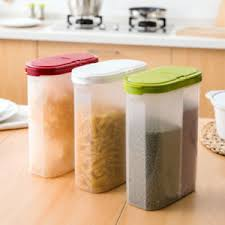 dry food storage containers. Image Is Loading Kitchen-Cereal-amp-Dry-Food-Storage-Container-Airtight- Dry Food Storage Containers N