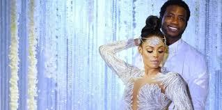 Gucci Mane And Keyshia Kaoir Spent 75000 On Huge 10ft Cake At