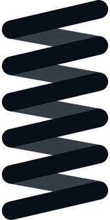 metal spring vector. free vector graphic: spring, spiral, metal, steel - image on pixabay 891335 metal spring