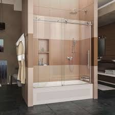 glass shower stall unique tubs with glass shower doors glass doors