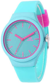Quartz Wrist Watch for Women,Casual Women <b>Candy Color Silicone</b> ...