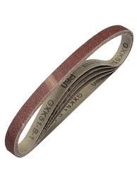 belt sander belts. silverline power file belt sander with 12 sanding belts