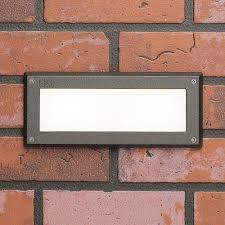 The Brick Lighting Deck Led 2w Brick Light Landscape 15774azt30r The
