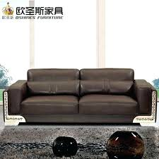 softline nova sofa soft line leather furniture of leather sofa stylish high end coffee brown color