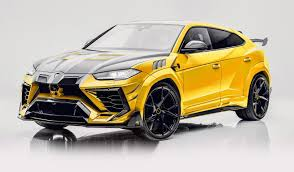 Find out which is better and their overall performance in the sports car ranking. 2021 Lamborghini Urus Venatus Evo Widebody By Mansory