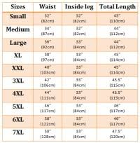 Nato Size Chart Trousers Blundell Harling 4
