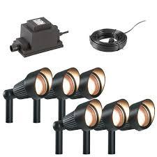 garden rock lights low voltage uk. techmar spot light garden lighting package rock lights low voltage uk