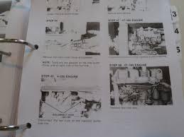 case 1845c uni loader skid steer service manual repair shop book case 1845c uni loader service manual
