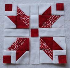 101+ Best Quilt Patterns for Free: Quilt Block Patterns, Quilt ... & Quilt Block Patterns. Nordic Star Mini Block Tutorial Adamdwight.com