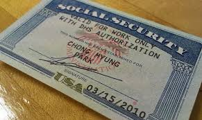 social security number j2 employment