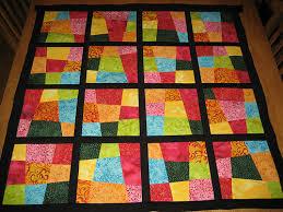 WIP – Crazy 9-patch quilt | Alias AnnaJM &  Adamdwight.com