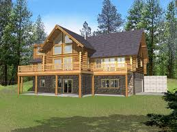 lakefront home plans with walkout basement luxury modern lake house plans elegant house plans walkout basement