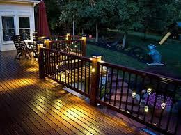 outdoor lighting for decks. deck and step lighting outdoor for decks r