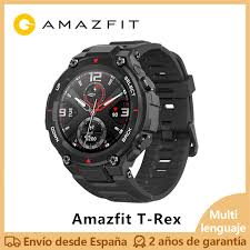 <b>Amazfit T REX</b> smartwatch (<b>smart</b> watch, <b>outdoor</b> sport, 5ATM ...