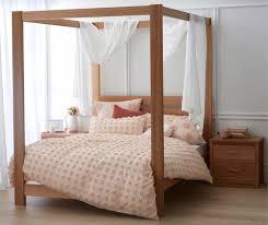 modern 4 poster bed. Fine Modern SPRINGWOOD KSB 4 POSTER BED Image 1 For Modern Poster Bed