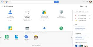 Workshop Admin Google Apps For Education Gafe Catur Yoga M