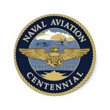 naval aviation centennial sticker