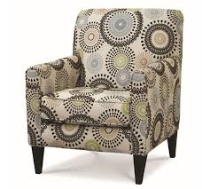 Marvelous Accent Chairs With Ottoman Willett K741 Accent Chair