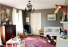 persian rug in kids room