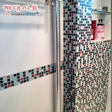 mosaic tile wall sticker waterproof bathroom tile stickers home decor wall decals vinyl eco friendly pvc self adhesive wallpaper wall quotes decals wall