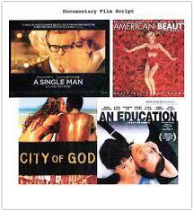 Movie Script Example Independent Study Examples Ib Film
