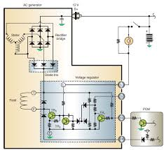 wiring diagram of alternator and voltage regulator wiring ac voltage regulator circuit diagram the wiring diagram on wiring diagram of alternator and voltage regulator