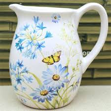 Decorative Water Pitcher Decorative Ceramic Pitchers Decorative Ceramic Pitchers Decorative 1