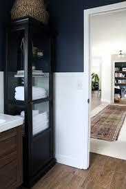 countertop linen tower white cabinets bath closet medicine towel storage bathroom general superior with special unique