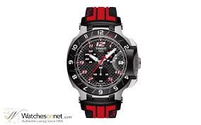 tissot t race t048 417 27 207 01 men s stainless steel chronograph tissot t race chronograph quartz men s watch stainless steel black dial t048 417 27 207 01