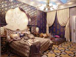 Interesting Classic Bedroom Sets for The Royal Bedroom : Arabian Style  Classic Bedroom Sets