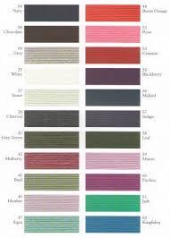Debbie Bliss Cashmerino Aran 10ply 50g Yarn Colour Chart