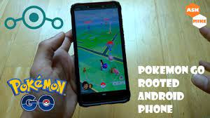 Pokemon Go on Rooted Android Phone - Feb 2019 - YouTube
