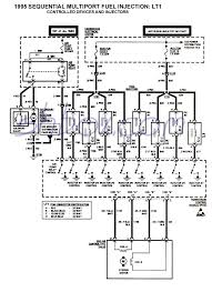 4th gen lt1 f body tech aids Gm Ecm Wiring Diagram Schematic GM E38 ECM