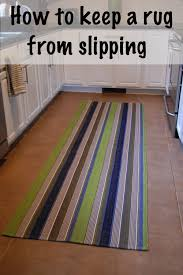 how to stop rug sliding on carpet designs
