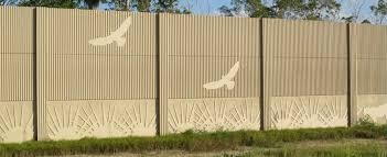sound barrier walls