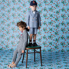 gucci youth clothing. boyswear remains classic with a twist at gucci spring 2016 kids collection youth clothing