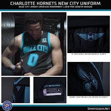 Charlotte hornets like me city cities city drawing. Charlotte Hornets Unveil New Buzz City Uniforms Sportslogos Net News
